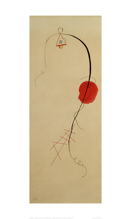 Line, 1934 Giclee Print by Wassily Kandinsky