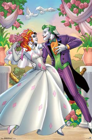 Harley Quinn - Romance Posters