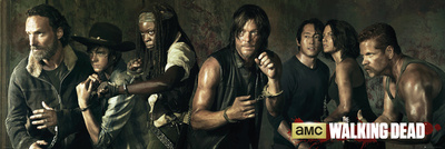 Walking Dead - Season 5 Stampe