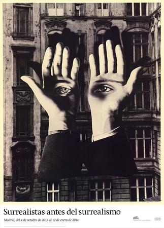 Einsamer Grosstadter Prints by Herbert Bayer