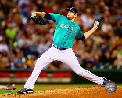 James Paxton 2014 Action Photo