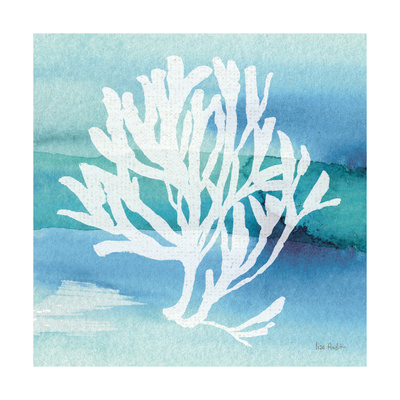 Sea Life Coral I Posters by Lisa Audit