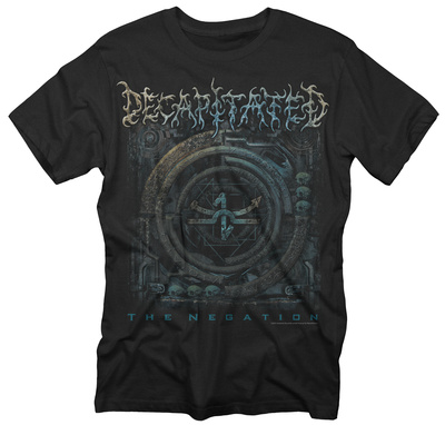 Decapitated - The Negation Shirts