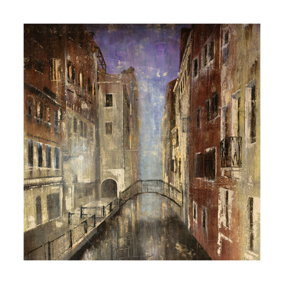 Bridge Home Giclee Print by Alexys Henry