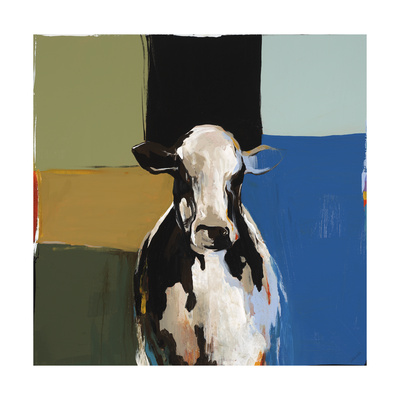 Herd That II Giclee Print by Sydney Edmunds