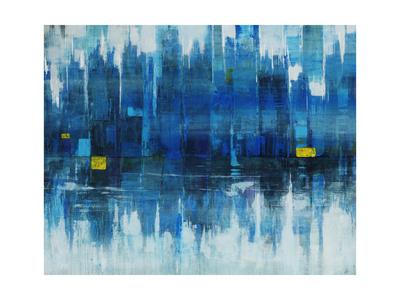 City Keep (Rescan) Giclee Print by Joshua Schicker