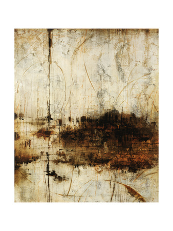 New Haven Golds Giclee Print by Joshua Schicker