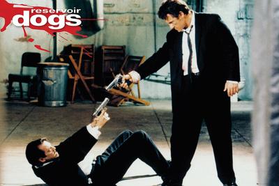 Reservoir Dogs - Guns Plakater