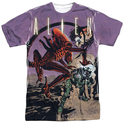 Alien - Ready Or Not Sublimated