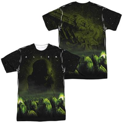 Alien - Ominous (Front/Back Print) Sublimated