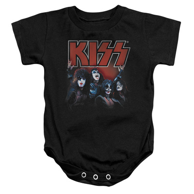 Infant: KISS - Kings Infant Onesie