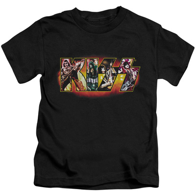 Juvenile: KISS - Stage Logo Shirts