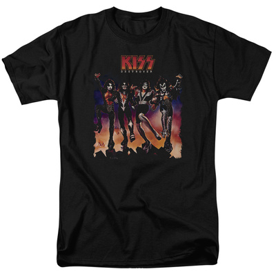 KISS - Destroyer Cover T-shirts