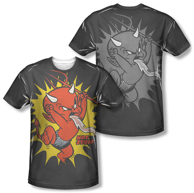 Hot Stuff - Heated (Front/Back) T-shirts