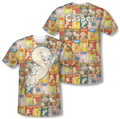 Casper - Covered (Front/Back Print) Shirt
