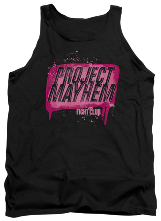 Tank Top: Fight Club - Project Mayhem Tank Top