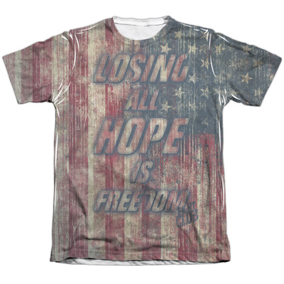 Fight Club - Losing Hope Sublimated