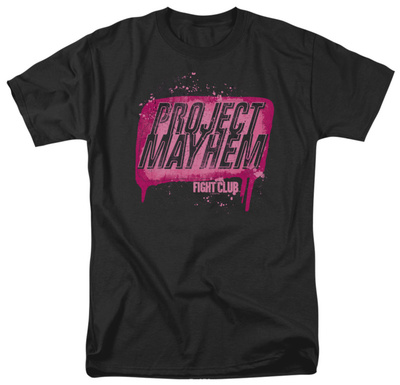 Fight Club - Project Mayhem T-shirts