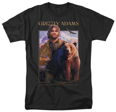 Grizzly Adams - Collage Shirts