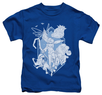Juvenile: Rise Of The Guardians - Coming For You T-shirts