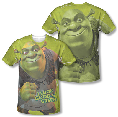 Shrek - Trio (Front/Back) Shirts