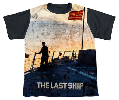 Youth: The Last Ship – Searching (black back) Shirts