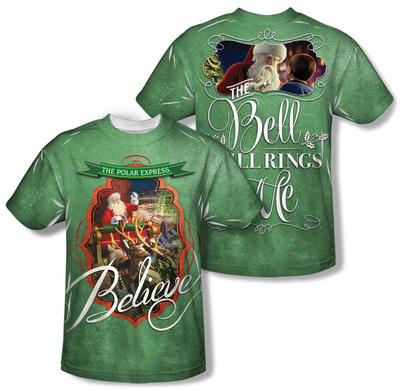 Polar Express – Santa (Front/Back Print) T-shirts