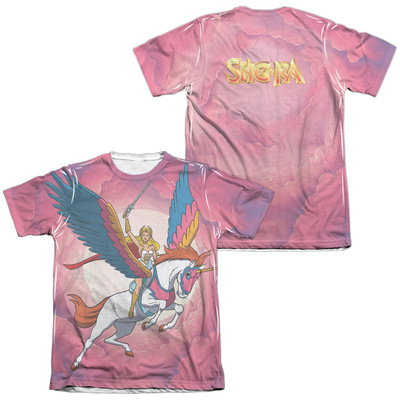 She Ra - Sky Power (Front/Back) Shirt