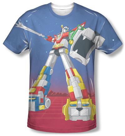 Voltron - Form Voltron T-shirts