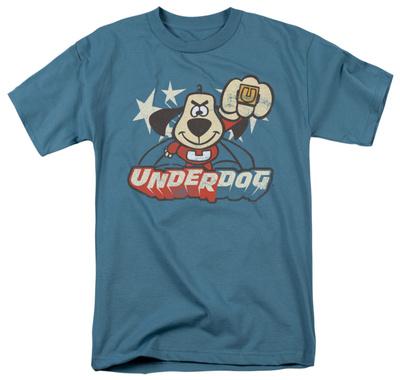 Underdog - Flying Logo T-shirts