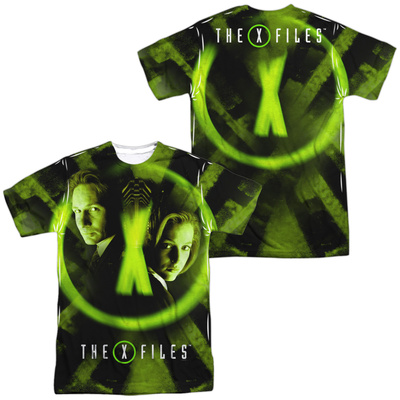 The X Files - Trust No One (Front/Back Print) Shirts