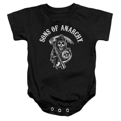Infant: Sons Of Anarchy - SOA Reaper Infant Onesie