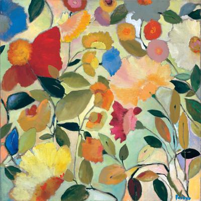 August-Garten Giclée-Druck von Kim Parker