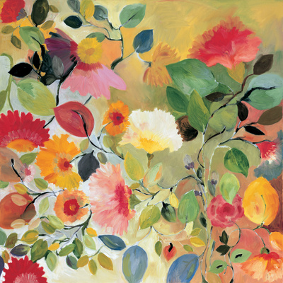 Garden of Hope Giclee Print by Kim Parker