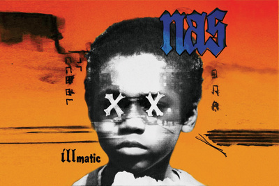 Nas - Illmatic Prints