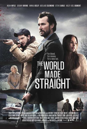 The World Made Straight Masterprint