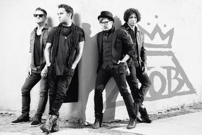 Fall Out Boy top bands best alternative rock band poster photo art