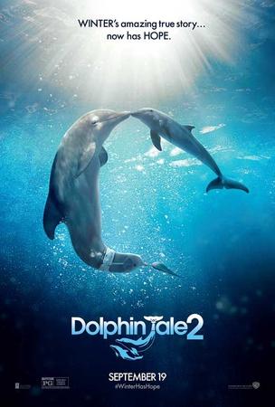 Dolphin Tale 2 Masterprint