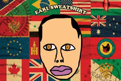 Earl Sweatshirt Ofwgkta Posters