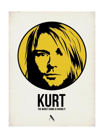 Kurt 1 Prints by Aron Stein