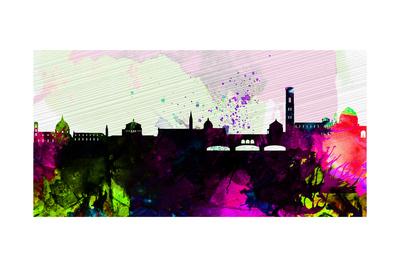 Florence City Skyline Prints by  NaxArt
