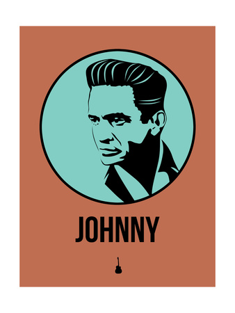 Johnny 1 Posters by Aron Stein