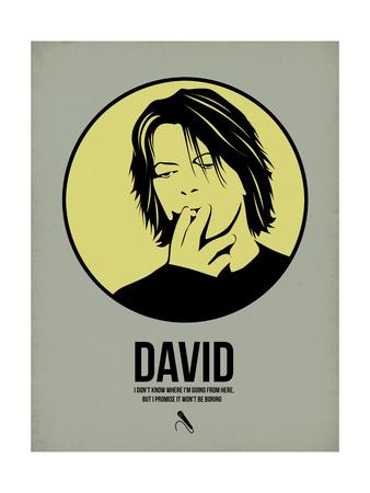 David 4 Art by Aron Stein