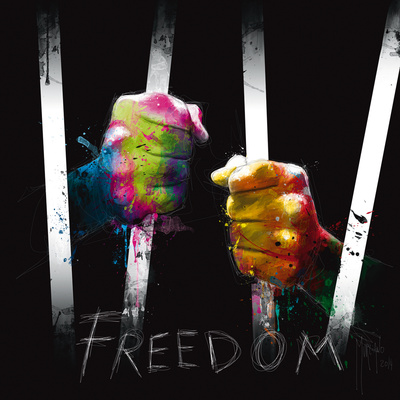 Freedom Posters by Patrice Murciano