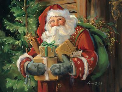 Holiday Cheer Prints by Susan Comish