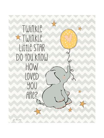 Twinkle Love Posters by Jo Moulton