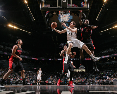 Toronto Raptors v Brooklyn Nets Photo by Nathaniel S Butler