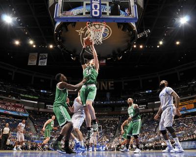 Boston Celtics v Orlando Magic Photo by Fernando Medina