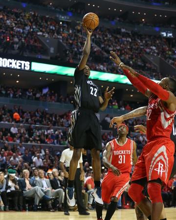 Minnesota Timberwolves Vs Houston Rockets Photo by Jordan Johnson