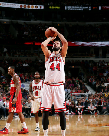Washington Wizards v Chicago Bulls Photo by Gary Dineen